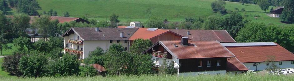 Urlaub Hofbauer in Waging am See
